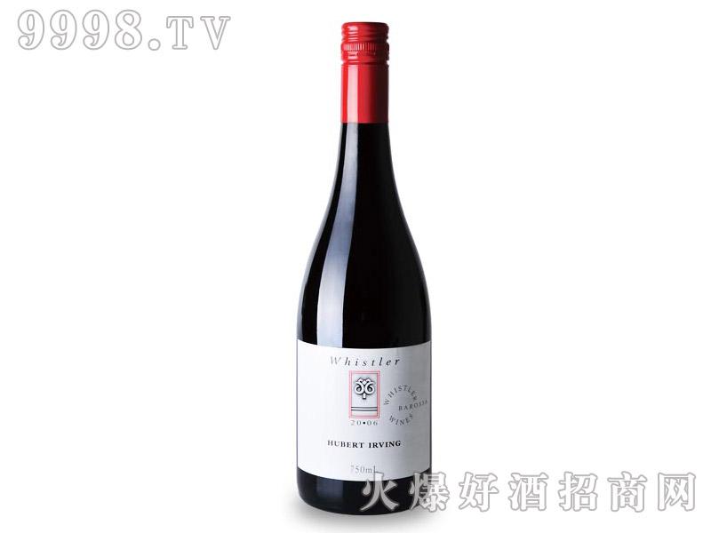 惠斯勒巴罗莎干红葡萄酒2006