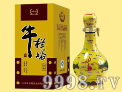 牛栏峪经典酒500mlx6