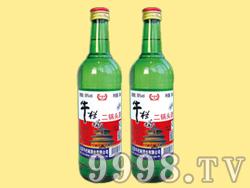 牛栏峪二锅头酒(绿)500mlx12