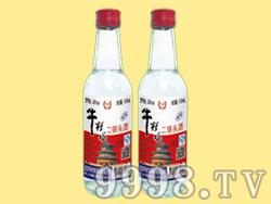 牛栏峪二锅头酒(白)260mlx20