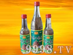 北京二锅头陈酿酒(绿标)