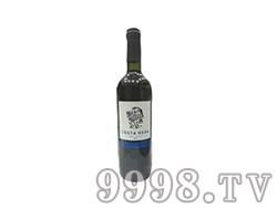 瑞拉海岸赤霞珠干红葡萄酒