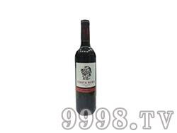 瑞拉海岸梅乐干红葡萄酒