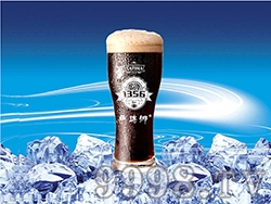 12°P萨瑞娜1356小麦原浆黑啤扎啤
