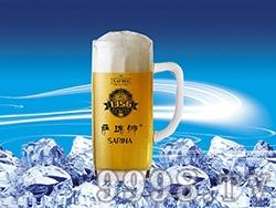 9°P萨瑞娜1356大麦黄啤扎啤