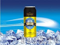 8°P萨瑞娜1356大麦冰纯黑啤听装