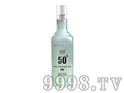 玫瑰缘50度(方瓶500)葡萄蒸馏酒