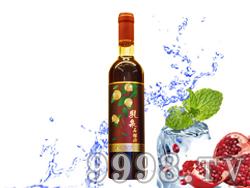 500ML乳泉石榴红酒