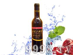 宾士石榴红酒
