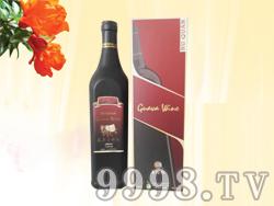 乳泉石榴红酒(盒装)