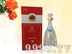 乳泉石榴王酒红盒(蒸馏型)