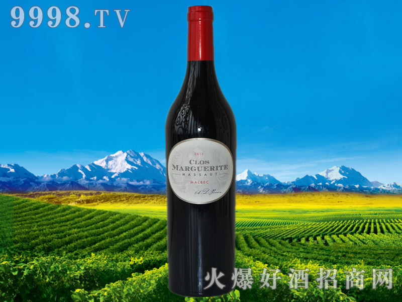玛格丽特庄园干红葡萄酒