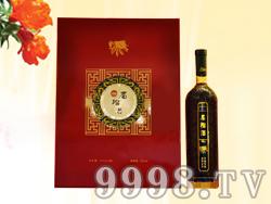 中国红石榴酒