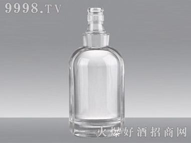 晶白玻璃瓶・尖庄玻璃瓶