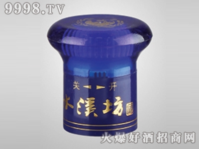 郓东S-057深蓝瓶盖