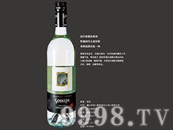 麝香蜜唇甜白低醇葡萄酒2014