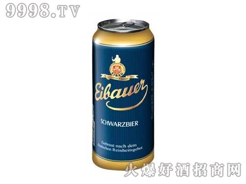 爱堡黑啤-0.5L听
