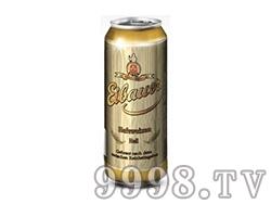 爱堡小麦白啤-0.5L听