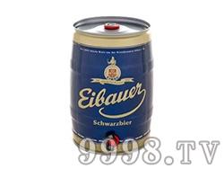 德国东部萨克森州黑啤酒5L