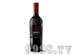 希腊佛罗瑞娜红宝石葡萄酒