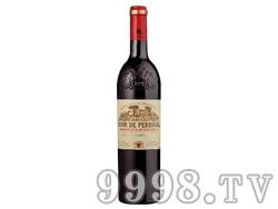 波尔格波尔多干红葡萄酒
