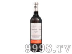 贝科桃红干红葡萄酒