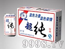 蓝奥超纯啤酒