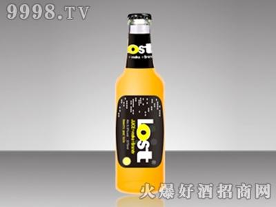 艾尔玻璃瓶甜橙鸡尾酒