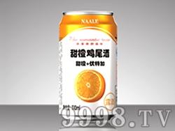 艾尔罐装甜橙鸡尾酒