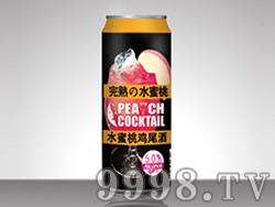 水蜜桃罐装鸡尾酒