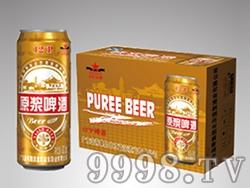 艾尔原浆啤酒