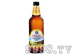 天使小麦白啤酒5.2度