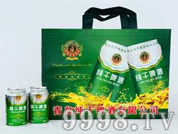 皇尊纯干啤酒(袋装)
