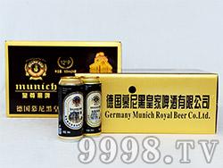 皇尊黑啤500ml×24罐