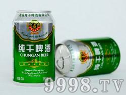皇尊纯干啤酒325ml