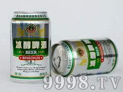 皇尊冰醇啤酒325ml