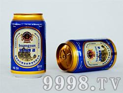 皇尊啤酒325ml