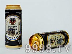 皇尊黑啤500ml