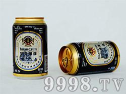 皇尊黑啤325ml