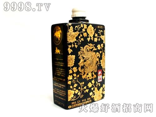 双沟菊花酒瓶