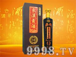 东汉贡酒生态原浆12