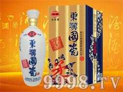 东汉国瓷酒柔和