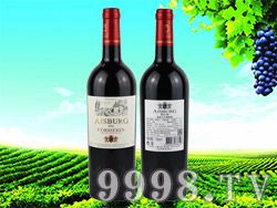 法国爱仕堡曼妮干红葡萄酒