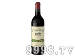 橡树河畔特级珍藏904红葡萄酒2004