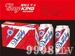 凯特王啤酒・红钻
