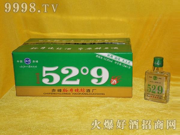 裕井烧坊酒52°9