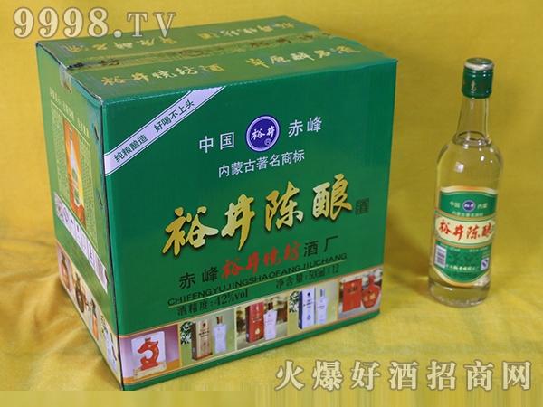 裕井烧坊酒(陈酿)