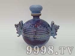 坛子酒(蓝)