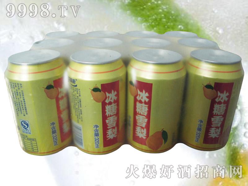 贝丽斯冰糖雪梨碳酸饮料12罐320ml