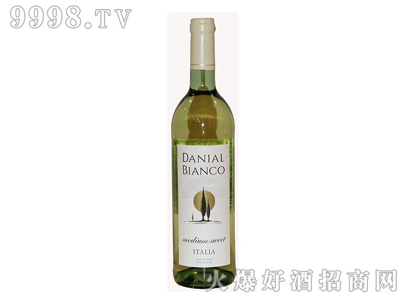 戴纳半甜白葡萄酒750ml
